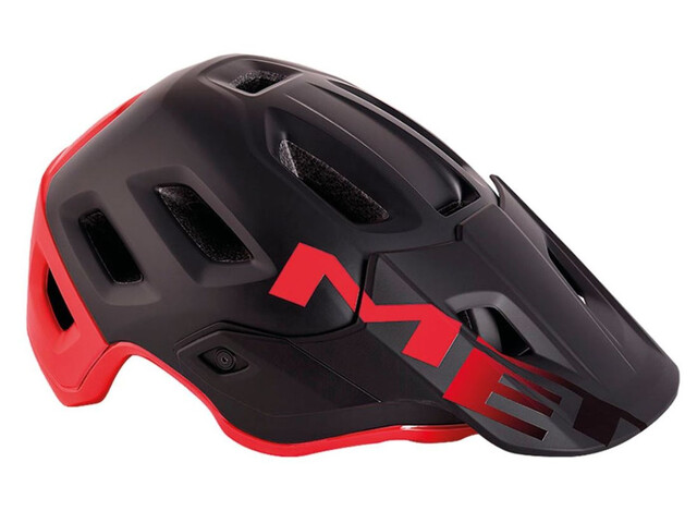 MET Roam casco per bici nero